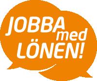 Logotyp: Jobba med lönen